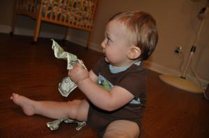 Kids and Finance: Allowance  – To Work or Not to Work?