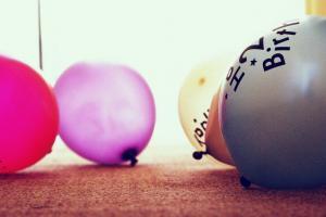 Investing in Family: Inexpensive Birthday Tricks
