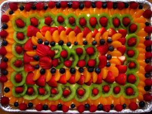 Recipe: Fourth of July Dessert Pizza